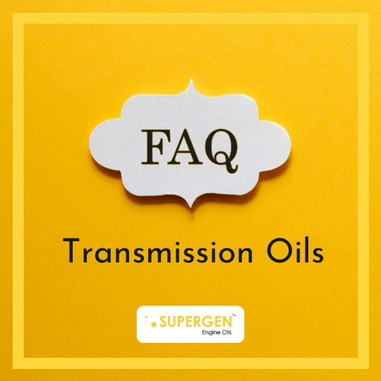 Frequently Asked Questions about Transmission Oils